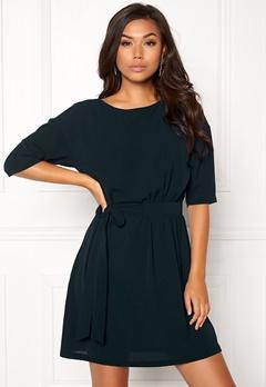 ICHI Asti Dress 14044 Total Eclipse Bubbleroom.fi