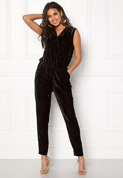 ICHI Cati Jumpsuit Black Bubbleroom.fi