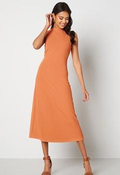 ICHI Inari Dress Sunburn<br> Bubbleroom.fi