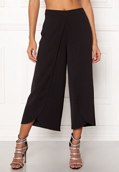 ICHI Jeanne Pants Black Bubbleroom.fi
