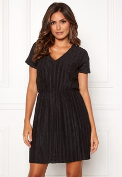 ICHI Kamma Dress Black Bubbleroom.fi