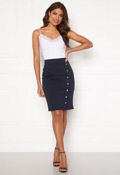 ICHI Kate Trend Skirt Total Eclpise Bubbleroom.fi