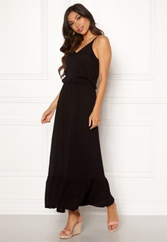 ICHI Marrakech Dress 10011 Black Bubbleroom.fi