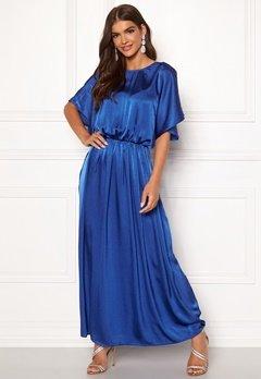 ICHI Passion Dress Mazarine Blue Bubbleroom.fi