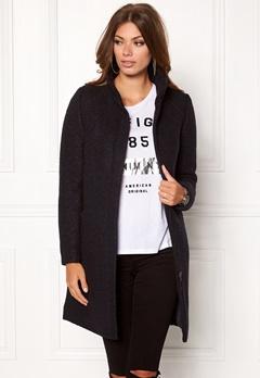 ICHI Unip Jacket Black Bubbleroom.fi