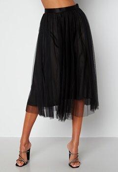 Ida Sjöstedt Flawless Skirt Soft Tulle Black Bubbleroom.fi