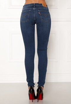 LEVI'S Innovation Superskinny 0040 Prestige Indigo Bubbleroom.fi