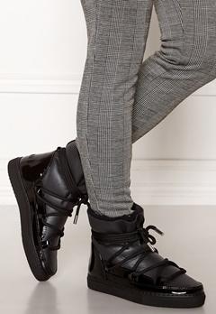 INUIKII Sneaker Gloss Black Bubbleroom.fi