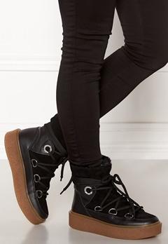 INUOVO Corniglia Sneakers Crosta Black Bubbleroom.fi