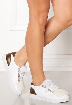 INUOVO Florens Sneakers Napa White Bubbleroom.fi