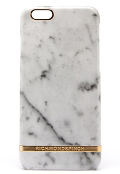 Richmond & Finch Iphone 6/6S Case Carrara Marble Bubbleroom.fi