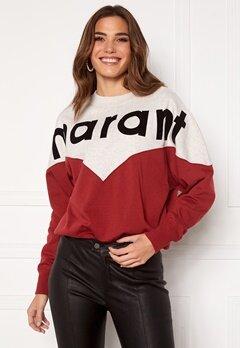 Isabel Marant Houston Sweater 80GR Grenat Bubbleroom.fi