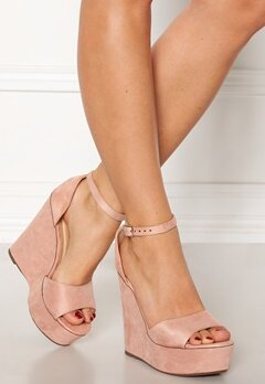 Krush Iso High Heel Sandals Blush Bubbleroom.fi