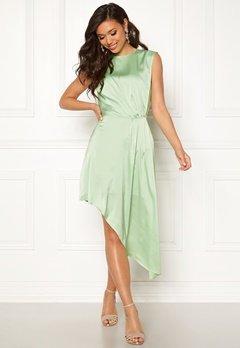 Ivyrevel Asymmetric Dress Pastel Green Bubbleroom.fi