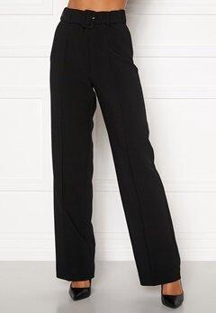 Ivyrevel Belted Suit Pants Black Bubbleroom.fi