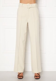 Ivyrevel Belted Suit Pants Off White Bubbleroom.fi