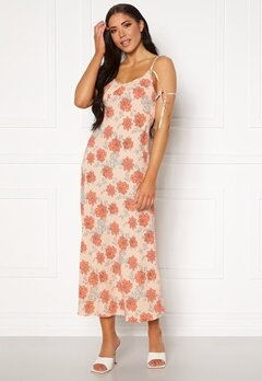 Ivyrevel Bias Maxi Dress Multi Floral Bubbleroom.fi