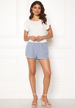 Ivyrevel High Waisted Shorts Blue Mix Bubbleroom.fi