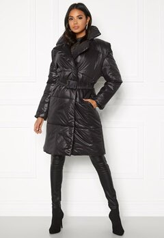 Ivyrevel Quilted Coat Black Bubbleroom.fi