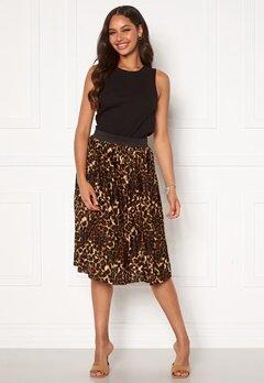 Jacqueline de Yong Boa Skirt Black Leo Bubbleroom.fi