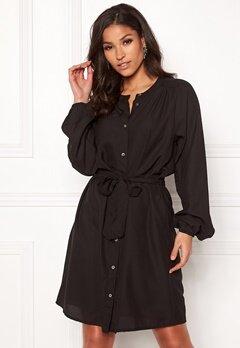 Jacqueline de Yong Evelyn L/S Dress Black Bubbleroom.fi