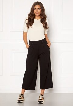 Jacqueline de Yong Geggo New Ancle Pants Black Bubbleroom.fi