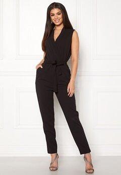 Jacqueline de Yong Honey S/L Jumpsuit Black Bubbleroom.fi
