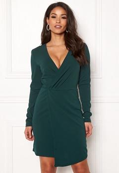 Jacqueline de Yong Lauren L/S Dress Ponderosa Pine Bubbleroom.fi