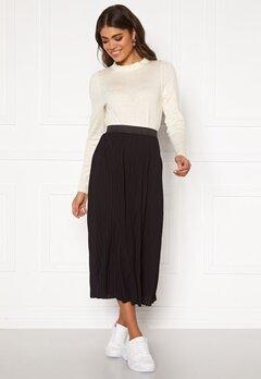 Jacqueline de Yong Paris Skirt Black Bubbleroom.fi