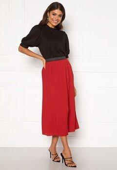 Jacqueline de Yong Paris Skirt Scarlet Sage Bubbleroom.fi