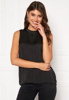 Jacqueline de Yong Penelope S/L Lace Top Black Bubbleroom.fi