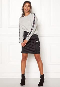 FILA Jenna Buttoned Skirt Black Bubbleroom.fi