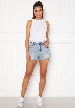 Miss Sixty JJ2690 Shorts Light Blue Bubbleroom.fi
