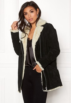 JOFAMA Irma Jacket Black Bubbleroom.fi