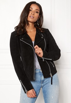 JOFAMA Ruth Jacket 00 Black Bubbleroom.fi