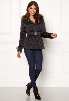 JOFAMA Stella Jacket 00 Black Bubbleroom.fi