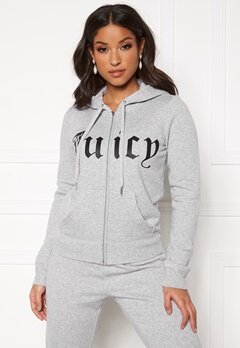 Juicy Couture Core Gothic Jacket HTR Cozy Bubbleroom.fi