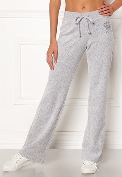 Juicy Couture Luxe Juicy Crown Pant Silver Lining Bubbleroom.fi