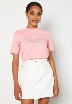 Juicy Couture Numeral T-Shirt Almond Blossom Bubbleroom.fi