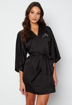 Juicy Couture Peggy Diamante Kimono Black bubbleroom.fi