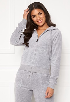 Juicy Couture Robertson Classic Velour Grey Marl Bubbleroom.fi