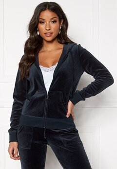 Juicy Couture Velour Track On Going Jkt Regal Bubbleroom.fi