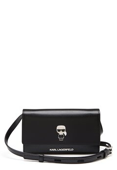 Karl Lagerfeld Ikonik Pin Woc Bag 999 Black Bubbleroom.fi