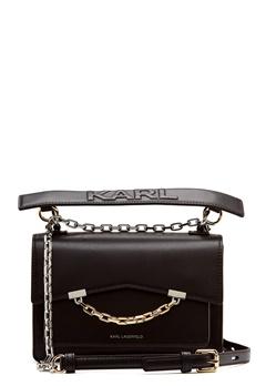 Karl Lagerfeld Karl Seven Shoulderbag Black Bubbleroom.fi