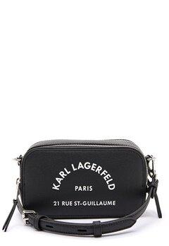 Karl Lagerfeld Rue St Guillaume Bag A999 Black Bubbleroom.fi