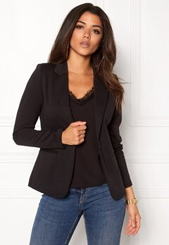 ICHI Kate Suit Jacket Black Bubbleroom.fi