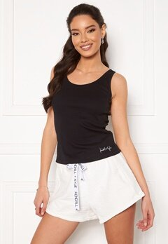 KENDALL + KYLIE K&K Basic Sleeveless Top Black Bubbleroom.fi