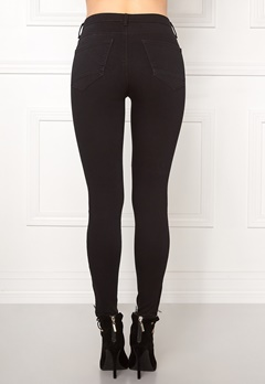 ONLY Kendell Ankle Jeans Noos Black Bubbleroom.fi