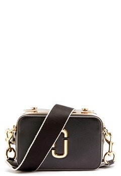 The Marc Jacobs Large Snapshot Black Bubbleroom.fi