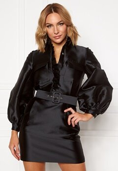 LARS WALLIN Workwear Dress Black Bubbleroom.fi